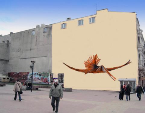 Progetto da realizzare nella città di Lodz (Polonia)